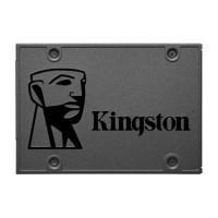 """Kingston A400 480 GB 2,5"""" SATA-600 är en skaktålig och snabb SSD-disk som förkortar datorns läs- och skrivhastighet."""