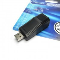 USB 2.0 Etherner Adapter 10/100Mbps