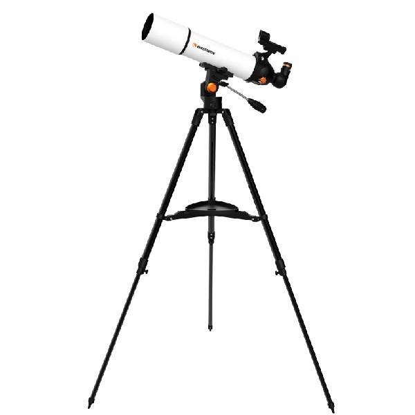 Celestron 80AZ tähtikaukoputki kolmijalalla