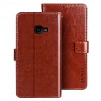 Samsung Xcover 4S flipcover -suojakotelo on erinomainen kolmella korttipaikalla ja setelitaskulla varustettu flipcover -mallinen suojakotelo älypuhelimelle.