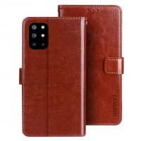 Oneplus 8T flipcover -suojakotelo on varustettu kolmella korttipaikalla ja setelitaskulla, kätevyydessä lisäksi se suojaa puhelintasi tehokkaasti.