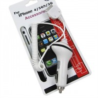 Car Charger for iPhone 4/3/3GS