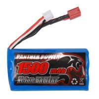 Orginal 7.4V Li-ion 1500mAh batteri för REMO radiostyrd bil. Del nummer: E9315. Batteriet är snabbt utbytt och du kan köra vidare omedelbart.
