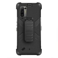 Ulefone Armor 10 5G -älypuhelimen erikoissuojakuori, joka pitää puhelimen uudenveroisena ja omaa samalla erilaisia kiinnitys- ja ripustusmekanismeja.