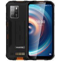 """Oukitel WP10 er en modulær 5G-telefon, der både er vandtæt og stødsikker. WP10 har et stort batteri, kraftfuld processor, stor 6,67 """"skærm og fire positioneringssystemer."""