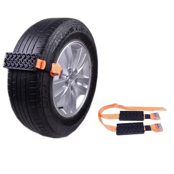 Hjulbrodd för bildäck 2 st