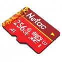 Netac 256 GB Micro SDXC-minneskort