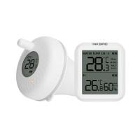 Inkbird termometer / väderstation är en IPX7-klassad vattentät och flytande termometer för att mäta temperaturen i vatten och luft.