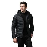 Paksu Aegismax Alpine untuvatakki pitää siis kylmyyden poissa tehokkaasti. Tässä on erinomainen takki Suomen ankariin olosuhteisiin. Laadukas ja lämpöinen takki.