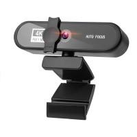 Hangrui 4K web-kamera on yksi parhaimpia kameroita videopuheluihin ja kokouksiin. Huipputarkka 4K-kuvanlaatu ja automaattinen tarkennus tarjoavat parhaan puhelunlaadun!