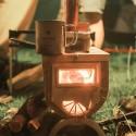 3F UL GEAR telttakamiina kantolaukulla