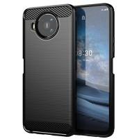 Cover tillverkat av stötabsorberande material för Nokia 8.