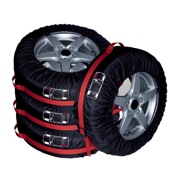 Däckskydd för bildäck 4 st