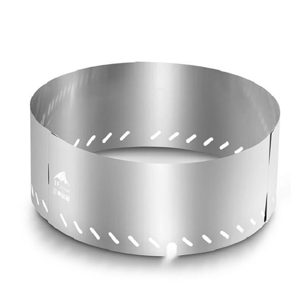 3F UL GEAR fleksibel vindbeskyttelse til gaskøkkener