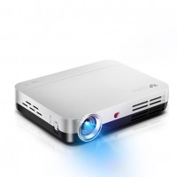WOWOTO H8 on pieni projektori koti- tai toimistokäyttöön. Projektori tuottaa reippaan 300 ANSI lumenin kirkkauden ja rikkaat värit. DLP-Link 3D-tekniikka.