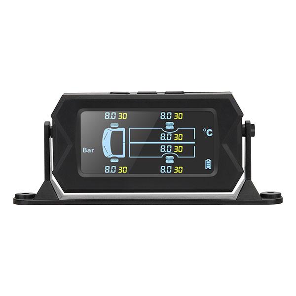TPMS rengaspaineiden valvontajärjestelmä 6 anturilla