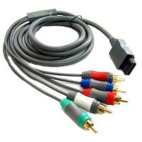 Wii Cable Componente AV