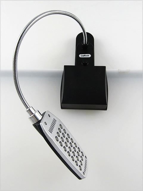 LED-pöytälamppu 28 lediä