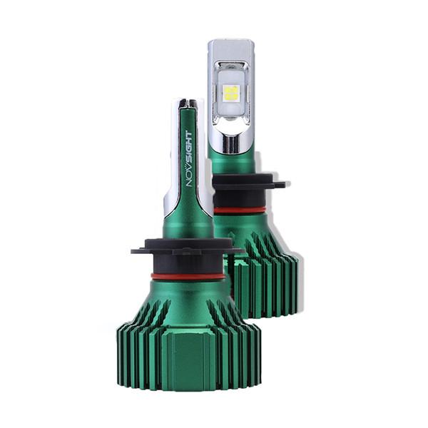 Novsight 9006 LED-lys 30W bil