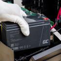 Green Cell blyakkumulator 12V 8.5Ah