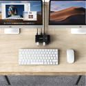 UGREEN USB 3.0-hubb för två datorer