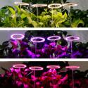 LED-växtlampa 4st
