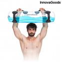 InnovaGoods Watrainer vesipussi kuntoiluun harjoitusoppaalla
