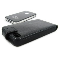 Flip cover for iPhone 4