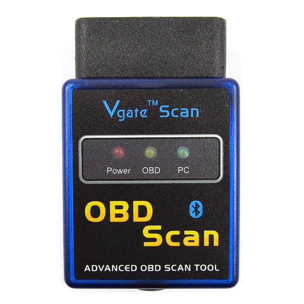 OBD-II VGate ELM327 felkodsläsare via Bluetooth