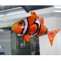 Radio-ohjattava lentävä kala