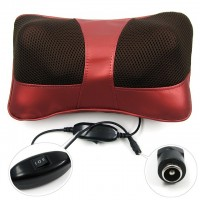 Shiatsu pillow  For home or car + EU adapter