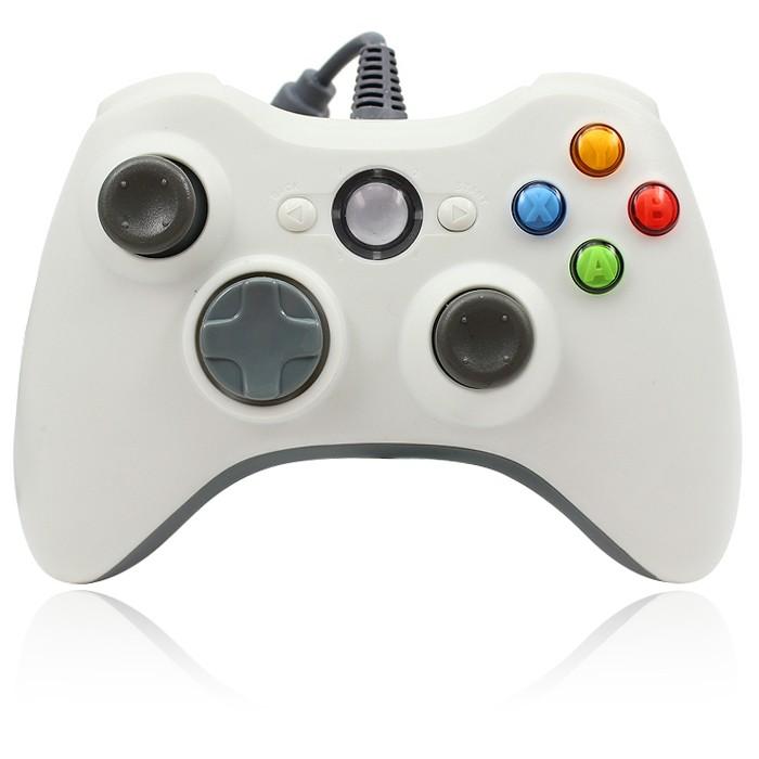Xbox 360 langallinen peliohjain PC & Xbox 360