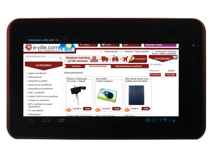 """Diel Marine 7"""" 