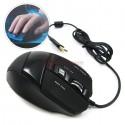 USB-spelmus 2000DPI