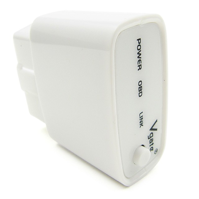 OBD-II Vgate iCar ELM327 felkodsläsare via Bluetooth