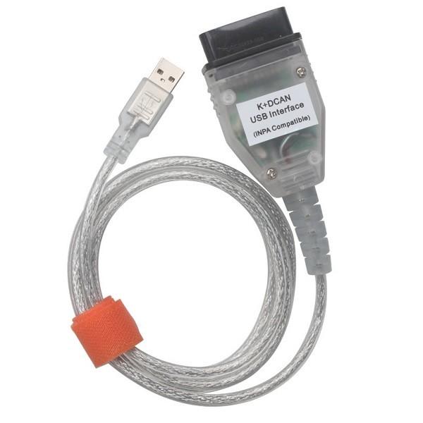 K+DCAN USB -kaapeli BMW INPA Ediabas