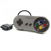 Herätä henkiin vanha SNES-pelikoneesi ja osta tästä edullinen Super Nintendo tarvikeohjain!
