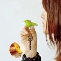Linnunpönttö avaimenperä