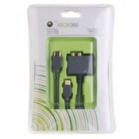 XBOX360 HDMI cable + audio cable