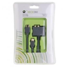 Xbox 360 HDMI -AV-kaapeli