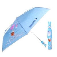 rabbit UV protection folding umbrellas