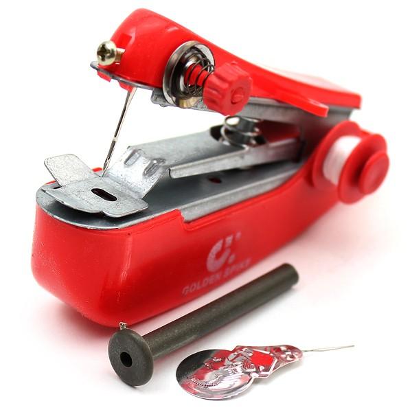 Mini hand-symaskin