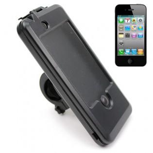 iPhone pyöräpidike - Musta