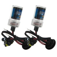 55W H3 Xenon bulbs Lo  2x Xenon bulbs