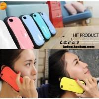 Sött och stilrent skal till iPhone 4/4S som skyddar och förbättrar mobilens utseende. 5 färger.
