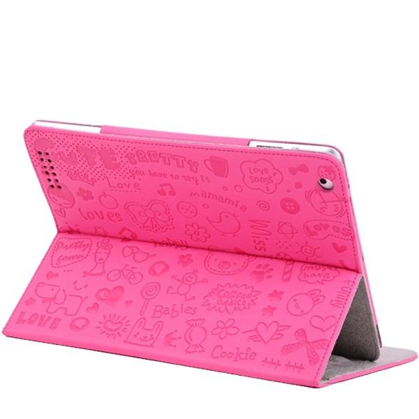 Suojakotelo iPad 2 -tabletille, Söpö