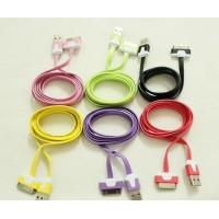 iPhone/iPad/iPod  Cable USB Colorido