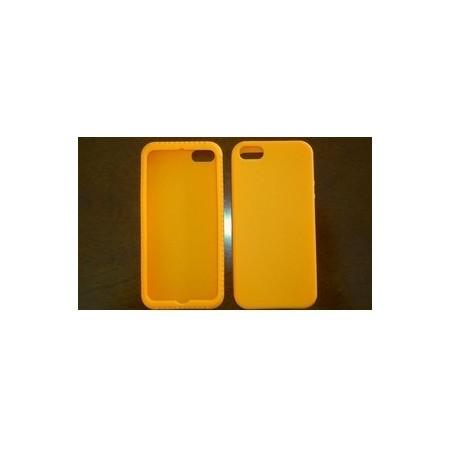 iPhone 5/5S kuminen suoja - Vihreä