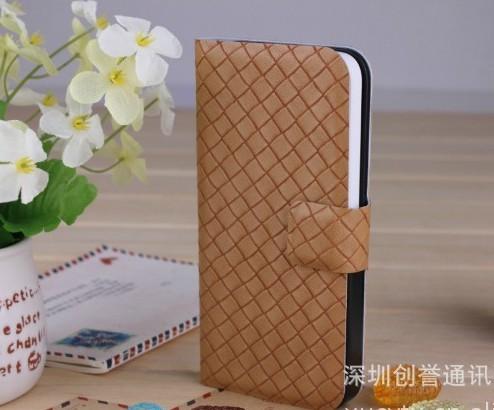 IPhone 5 leather flip cover  | IPhone 5 nahkainen läppäsuoja
