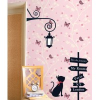 Removable Wall Stickers  Signpost